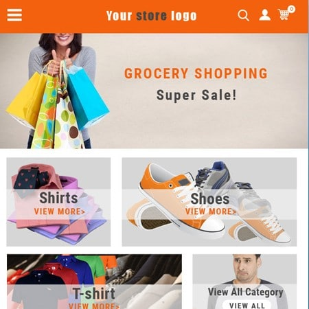 E-commerce Android App